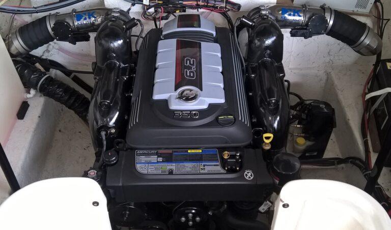 6.2mpi catalysator motor