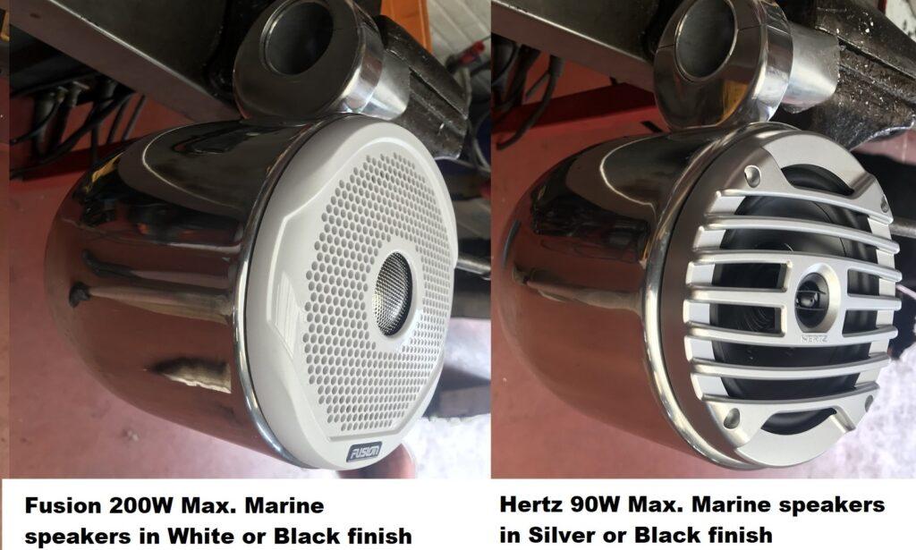 speakers fusion hertz