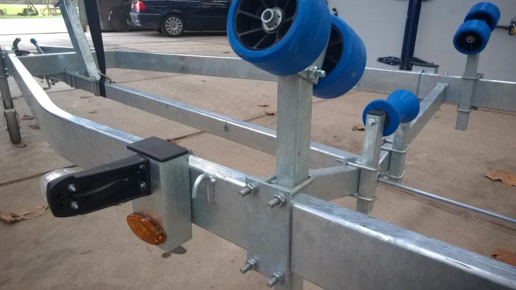 keijtech boot trailer vervoeren