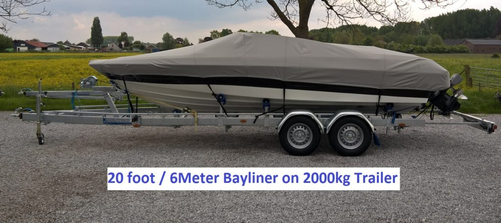 keijtech bayliner trailer boottrailer boot